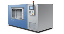 High-pressure test benches