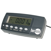 Strain gauge weighing electronics